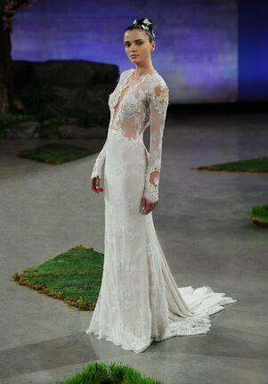 Ines Di Santo Bianca Sheath Wedding Dress