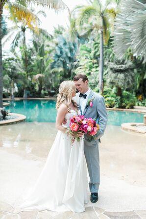 Beach Destination Wedding at The Caribbean Resort