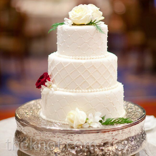 White Winter Cake