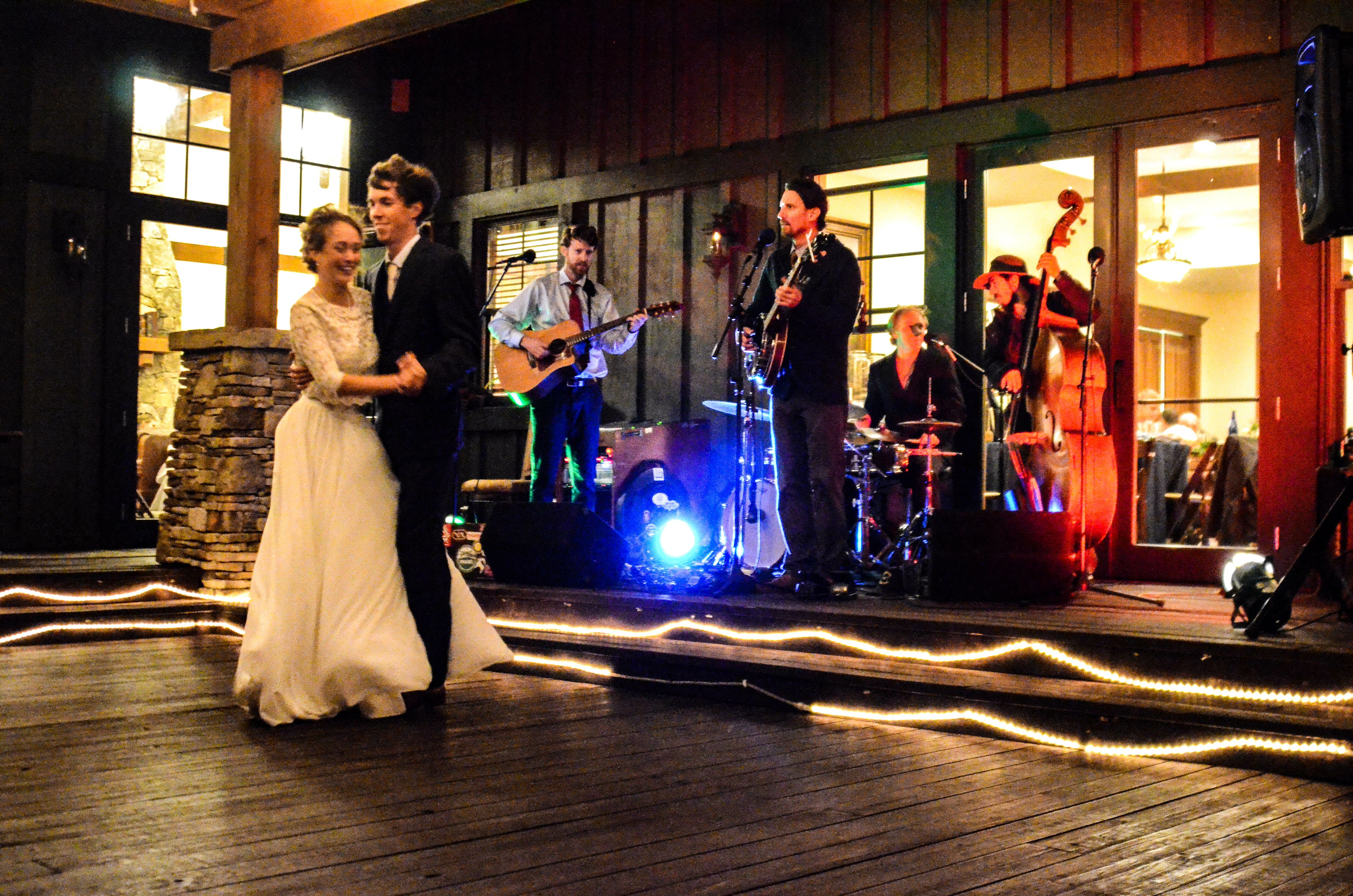 Live Wedding Bands In Charlotte NC