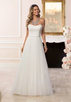 Stella York 6594 A-Line Wedding Dress