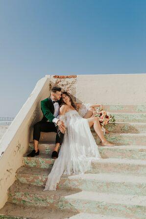 Wedding Portraits in San Diego, California