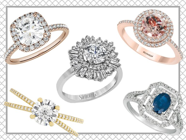 dda8c09a8 2019 Engagement Ring Trends: The Biggest Ring Trends for Next Year
