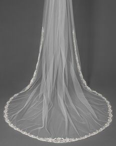 To Have & To Borrow Aria White Veil