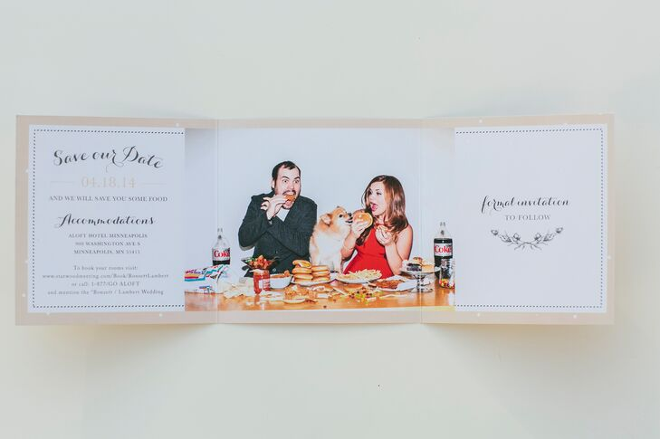 Creative Save-the-Date Idea