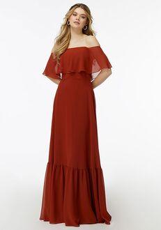 Morilee by Madeline Gardner Bridesmaids 21733 Off the Shoulder Bridesmaid Dress