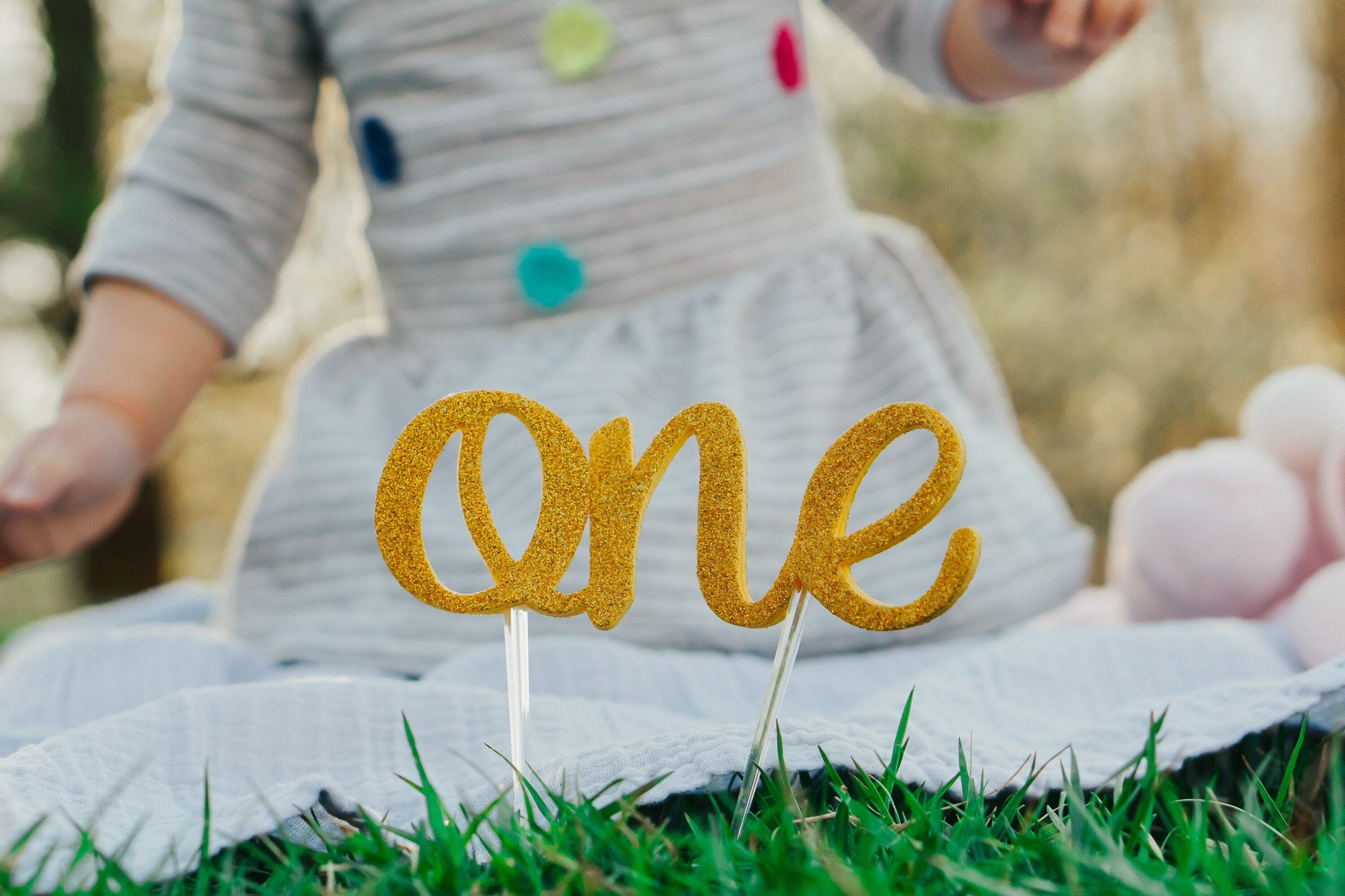 A First Birthday Only Happens Once: Hire a Photographer