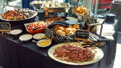 Michael Forbes Catering