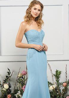 B2 Bridesmaids by Jasmine B193054 Strapless Bridesmaid Dress