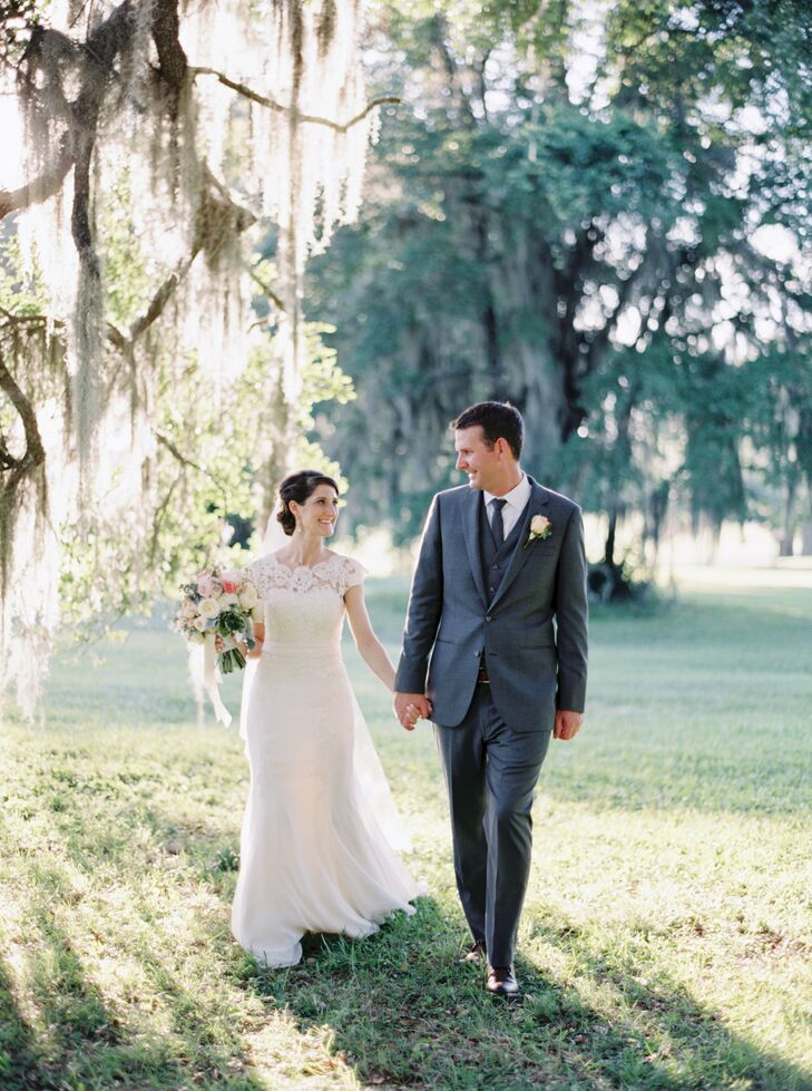 After visiting their share of ballrooms and banquet halls for work, Laurie McClellan (31 and in finance) and Brian James (32 and a controller of CAA S