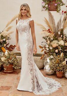 Beloved by Casablanca Bridal BL339 Frankie Mermaid Wedding Dress