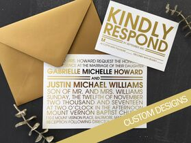 Perfectly Invited / Lilac Invitations / Mimosa Digital