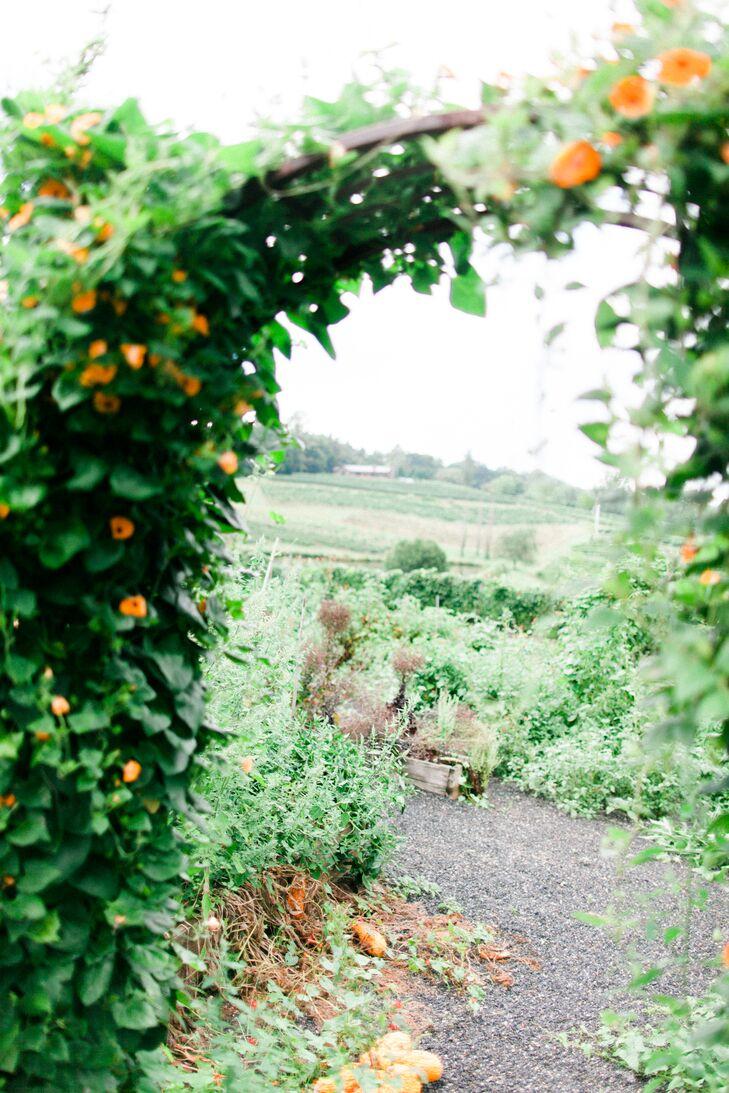 A Crane Creek Vineyards Wedding