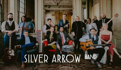 Silver Arrow Band | Wedding Bands - New York, NY