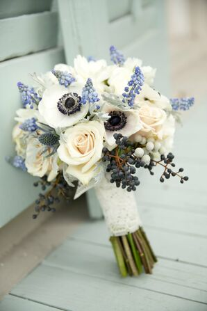 Beautiful Mixed Floral Bridal Bouquet