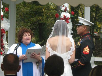 The Marrying Minister