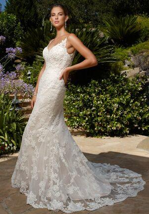 Casablanca Bridal 1975 Mermaid Wedding Dress