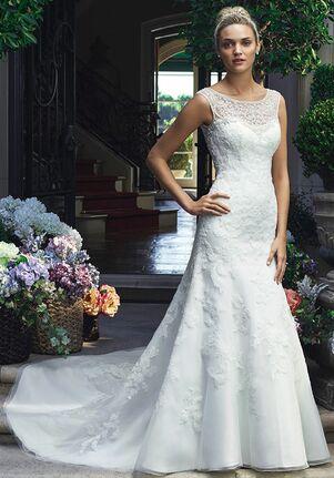 Casablanca Bridal 2217 A-Line Wedding Dress