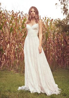 Lillian West 66060 A-Line Wedding Dress