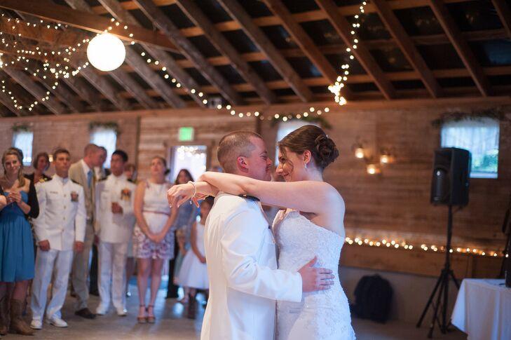 Justine and Josh, First Dance