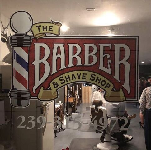 Man Grove The Barber And Shave Shop Beauty Naples Fl