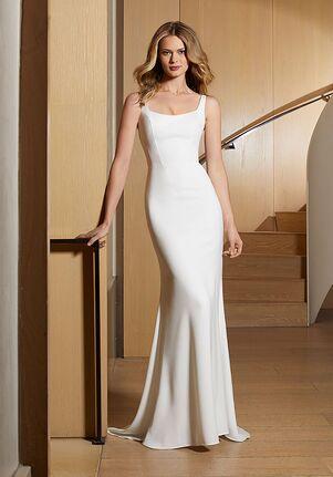 The Other White Dress Celia Sheath Wedding Dress