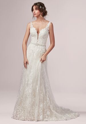 Rebecca Ingram MOLLY Sheath Wedding Dress