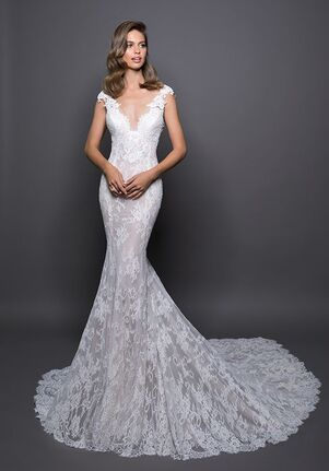 LOVE by Pnina Tornai for Kleinfeld 14586 Wedding Dress