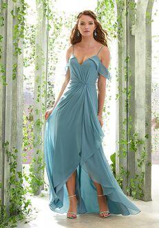 Morilee by Madeline Gardner Bridesmaids 21615 V-Neck Bridesmaid Dress