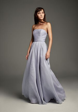White by Vera Wang Collection White by Vera Wang Style VW360441 Strapless Bridesmaid Dress
