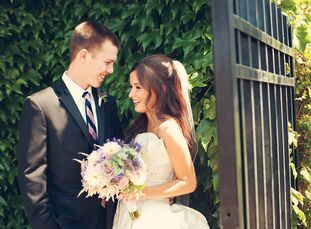 The Bride Brittany Olander, 25, a nanny and student The Groom Ian Davy, 24, works in marketing and sales at State Farm Insurance The Date July 21  Bri