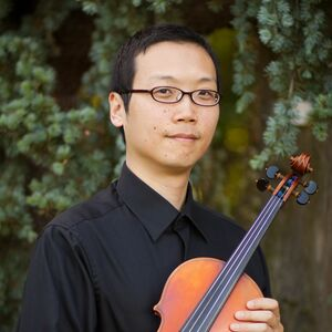 West Hartford, CT Violinist | Dongbin Shin