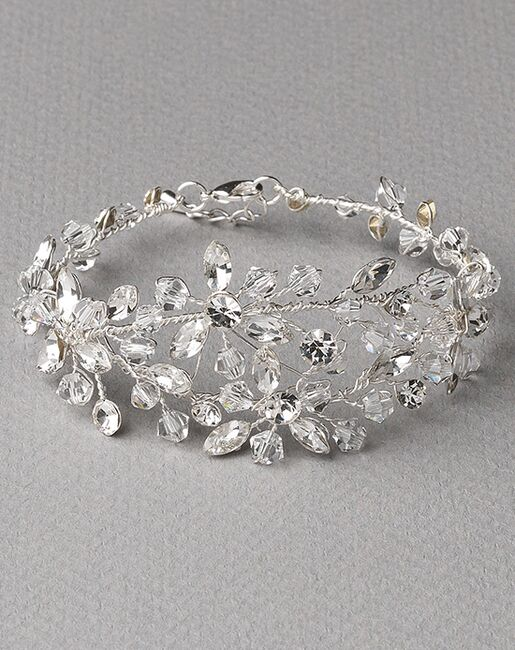 USABride Callie Swarovski Crystal Bracelet (JB-4833) Wedding Bracelets photo