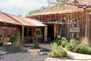 Sisterdale Dancehall Rustic Country Texas Venue