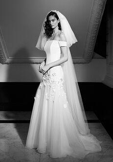 Viktor&Rolf Mariage 60S DAISY TIERED VEIL Wedding Dress