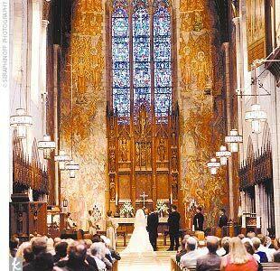 Kimberly & Jeff: A Formal Wedding in Birmingham, MI