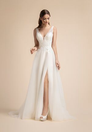 Moonlight Tango T909 A-Line Wedding Dress