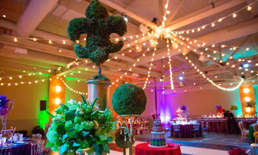Mardi Gras Ball party themed inspiration and ideas