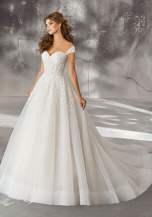 Morilee by Madeline Gardner 8270 / Laurielle Ball Gown Wedding Dress