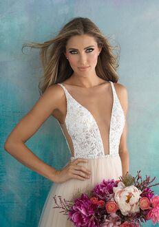 Allure Bridals 9500 A-Line Wedding Dress