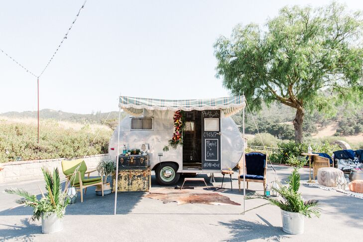 Boho Camper Photo Booth