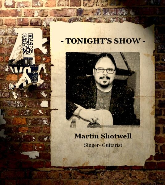 Martin Shotwell - Singer Guitarist - Houston, TX