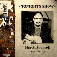 Houston, TX Singer Guitarist | Martin Shotwell