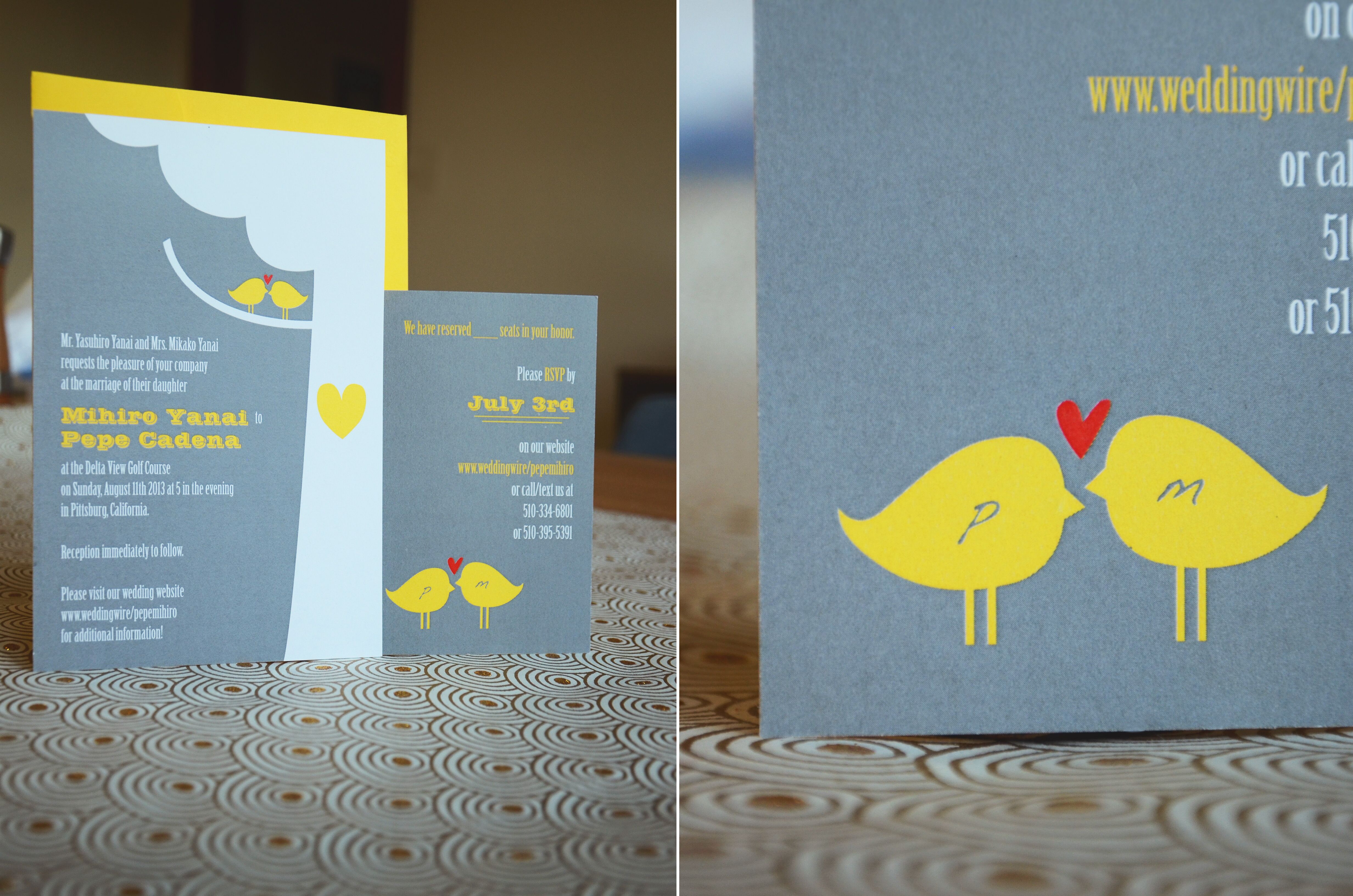 Invitations + Paper in Indianapolis, IN - The Knot