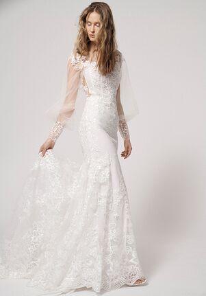 Alyne by Rita Vinieris Anjelica Sheath Wedding Dress