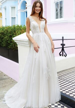 Adore by Justin Alexander 11135 Ball Gown Wedding Dress