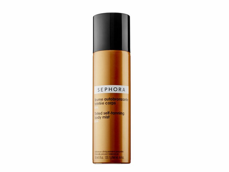 Sephora Collection Tinted Slef-Tanning Body Mist