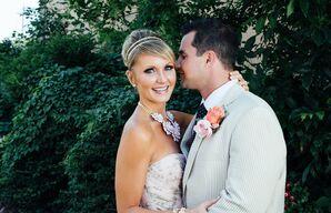 Raquel and Nick, Couple Shot