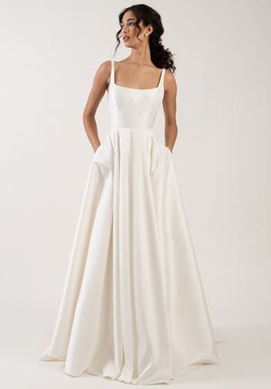 Jenny by Jenny Yoo Lawrence Ball Gown Wedding Dress