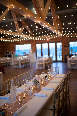 Rustic Glam Reception at Southwind Hills